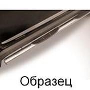 Пороги Opel Mokka 2012-2015 (с проступью 76 мм) фото