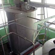 Резервуар нержавеющий тип Я1-ОСВ фото