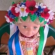 Детские веночки фото