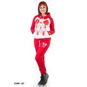 Женский спортивный костюм Микки фото