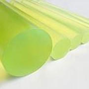 Полиуретан стержень ПФЛ, d:40мм, L:400мм (У) фото