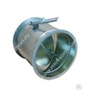 Дроссель-клапаны=круглого сечен. Д100-775 и прямоуг.сечен.150*185-700*740 фото