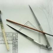 Инструменты чертежные фото