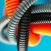 Трубы гофрированные пластиковые фото
