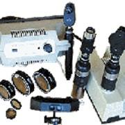 Офтальмоскоп ручной ОР-3Б-07, сеть, световод фото
