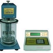 Аппарат АКШ 04 для определения температуры размягчения битумов фото