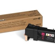 106R01599 Xerox тонер-картридж, Стандартный, Пурпурный фото