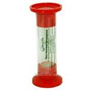Часы песочные лабораторные 2-1- 1мин. ТУ У 33.5.14307481-030-2004 фото