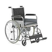 Инвалидная коляска с санитарным оснащением Armed FS682 фото