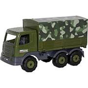 Автомобиль бортовой тентовый военный ПРЕСТИЖ 48592 39х23м фото