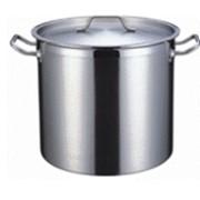 Котел 71 литр, 45х45 см, нержавеющая сталь фото
