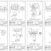 Выполняю задания по инженерной графике для студентов фото