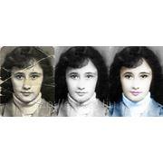 Реставрация фотографий и прочие работы - от : фото