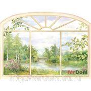 Декоретто окно лето (755428) фото