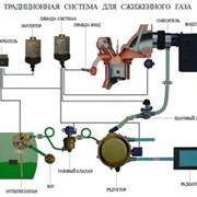 Системы традиционные для сжиженного газа фото