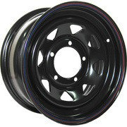 ORW ORW диск стальной 5x139.7 УАЗ 7х16 ET- 0 d 110 черный фото