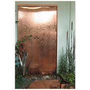 Фонтан водная стена (2) фото