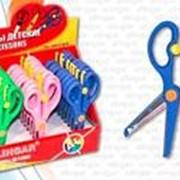 Ножницы 847300 Алингар AL 261 (847317) офисные закрытые с пластик.ручками подпружин. см_13 ( 1 шт.) фото