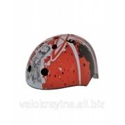 Шлем детский BELLELLI Taglia ARTISTIK RED фото