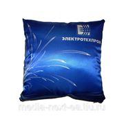 Подушки с логотипом фото