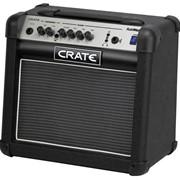 Комбоусилитель Crate Flex Wave 15U для электрогитары Динамик - 8 дюймов Выходная мощность - 15 ватт Каналы: чистый и драйв Выход на наушники Выход на дополнительный динамик Вход для CD/MP3 Идеально чистое звучание, близкое к ламповому. фото