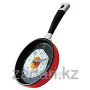 Часы сковородка с яичницей фото