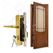 Фурнитура дверная. фото