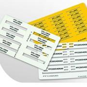 Карточки пластиковые PFC (Partex) фото