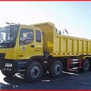 Самосвал FOTON грузоподъемностью 28 тонн (8х4) фото
