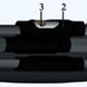 Соединительные термоусаживаемые муфты на кабель с бумажной изоляцией до 1кВ СТп-1 фото