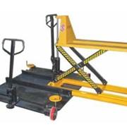 Комплекс для снятия подвагонного оборудования электропоездов СТ.442354.804 фото
