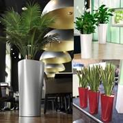 Кашпо для растений с автополивом LECHUZA DELTA фото