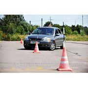 Предоставление автомобилей для повторной сдачи экзаменов фото