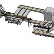 Автоматическая линия для производства заготовок для европоддонов фото