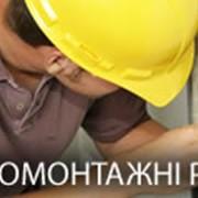 Монтаж кабельных и воздушных линий электропередач 10/0, 4 кВ. фото