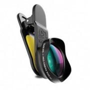 Универсальная широкоугольная линза для смартфонов Black Eye PRO Cinema Wide G4 (G4CW001) фото