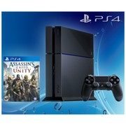 Игровая приставка Sony PlayStation 4 500Gb + Assasin's Creed: Unity (PS4) фото