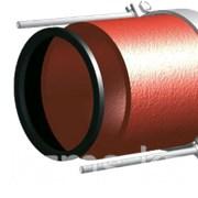 Безраструбная заглушка с прижимными скобами 125.0 ВЧШГ S-SML фото