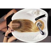 Мытье головы фото