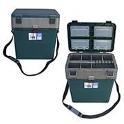 Ящик для зимней рыбалки A-Basa (пластик) 30 литров фото