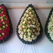 Венок на похороны в Алматы фото