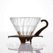 Стеклянная воронка Hario VDG-02CBR фото
