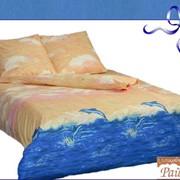 Комплект постельного белья Море фото
