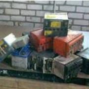 Переработка отработанных аккумуляторов фото