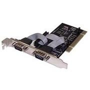 PCI на RS232 контроллер 2 COM порта 9M Orient XWT-PS050V2, WCH CH351-CH353 фото