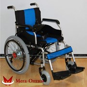 Инвалидная коляска складная с эл.приводом LK1036B фото