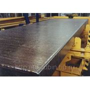 Титан ВСМПО лист ВТ20 60х1000х2000 мм фото