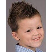 Детская стрижка(до 7 лет)до 800 руб фото
