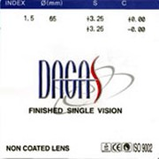 Finished Single Vision фото