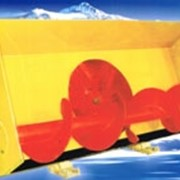 Роторный снегоочиститель фото